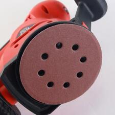 10 Stücke 125mm 8 Loch New Grit Schleifscheibe Zufällige Orbit·Klett kit