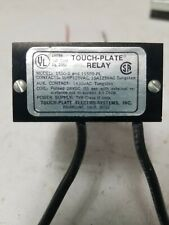 3000-PL Touch Plate 4-Wire Relay New Designer Switch Plate Co