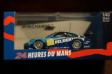 Rare Minichamps Porsche 1:43 Scale GT3RSR Race MINT Boxed Ltd Collectors Edition