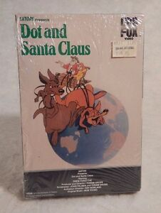 Beta Betamax Dot And Santa Claus 1981 New Unopened Satori