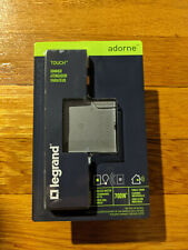 Legrand Adorne Magnesium 700W Wi-Fi Ready Touch Dimmer - ADTH700MMTUM2