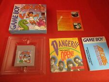 Kid Icarus: Of Myths and Monsters Game Boy COMPLETE w/ Box Canadian Variant