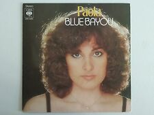 """Vinyl-7""""-Cover # only Cover # Paola # Blue Bayou - Juke Box # 1978 # m-"""
