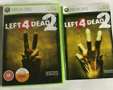 Left 4 Dead 2 / Empty Case & Manual / NO DISC Xbox 360 Box Replacement