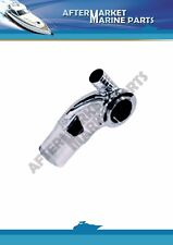 Stainless steel exhaust elbow replacing 805602A1 2.8L, D254, D3.6L, D4.2L