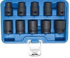 10-piece 1/2 Deep Impact sockets conjunto - Código Bgs5205 BGS Workshop