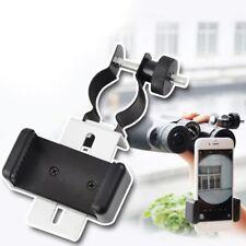 Universal Mobile Phone Adapter Clip Bracket Holder Mount Microscope Telescope