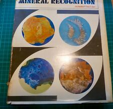 Mineral identification book