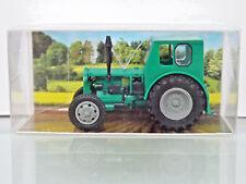Busch 210006410 - H0 1:87 Pantalones de harina: Tractor Pionero,verde »EXQUISIT«