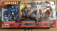 Marvel Legends Iron Man 2 Concept Series Toys R us exclusive Mission Tech Armor