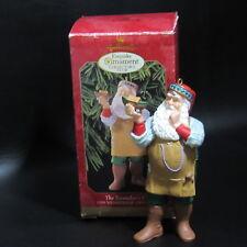 HALLMARK Keepsake Ornament Club 1999 The Toymaker's Gift SANTA in orig BOX(1ZNB)