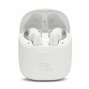 JBL TUNE 220TWS Bluetooth headphones battery headset black white NEW UK