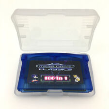 GBA Multicart 106 in 1 Games Sega Master System SMS for GBM,GBA,GBA SP,NDS,NDSL