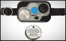 HIGH TECH Ultrasonic Pet Collar Lightweight Dog Cat Electronic Door Accessory