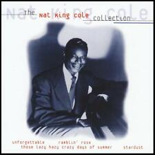 NAT KING COLE (2 CD) THE COLLECTION ~ UNFORGETTABLE 50's / 60's R&B / JAZZ *NEW*