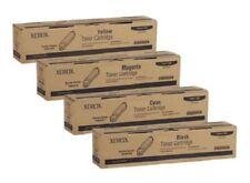 4 Original XEROX Toner Phaser 7400 DN 106R01080 106R01079-106R01077 HC Cartridge