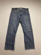 LEVI'S 501 Jeans - W33 L28 - Blue - Great Condition - Men's