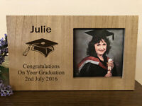 """Personalised Graduation Congratulations Card *2 card sizes 6/"""" or 8/"""" sq*"""