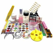 Pro 23Pcs Sets Acrylic Nail Art set Acrylic Nail  Nail Gel Kit Gel Tool