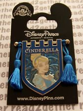 Disney Pin Princess Tapestry Cinderella