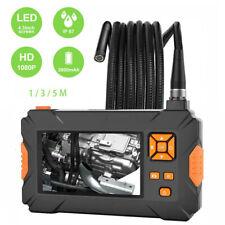 "1080P 4.3"" LCD Handheld Digital Inspection Borescope Monitor Endoscope Camera"