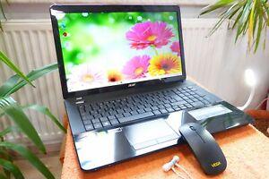 Acer E1 772 l 17 Zoll HDP l EXTRAS l 8GB RAM l Windows 10 l 1TB l HDMI AKKU NEU