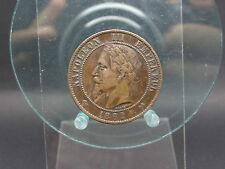 10 Centimes 1862 K France Etat (2416)