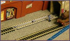 OO/HO SCALE LOCO MAINTENANCE DEPOT INSPECTION PIT MODEL RAILWAY TRACK LAYOUT