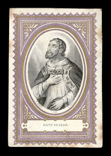 santino incisione 1800 S.GUSTAVO