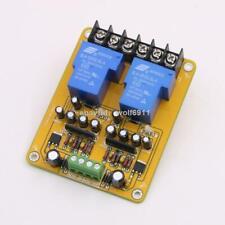 UPC1237 power amplifier speaker protection board Power on delay DC pro BTL board