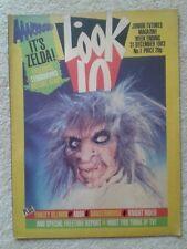 Look-In Children's December Magazines