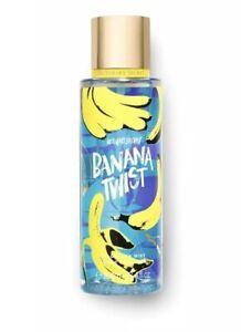Victoria's Secret BANANA TWIST Fragrance Mist ~ 8.4 fl.oz.