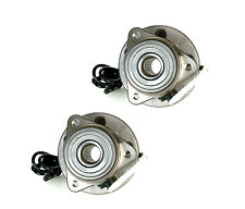 Pair: 2 New DTA Front Wheel Hub and Bearing Assemblies with Warranty 515050