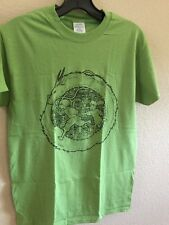 62f78c96 Spirit Away Green T-shirt Small Studio Ghibli Japanese Haiku No face