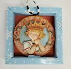 Mary Engelbreit Round Resin Ornament 4006345 Princess Once Upon a Time Enesco