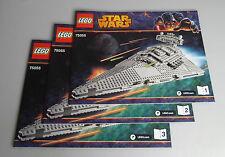LEGO® Bauanleitung Star Wars 75055 Imperial Star Destroyer ungelocht Anleitung