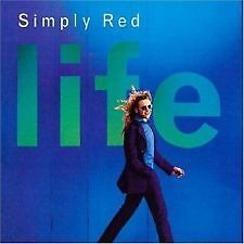 Simply Red LIFE  CD NEW SEALED