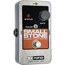 Electro Harmonix Stone Nano Phase Shifter Guitarra Small Pedal de efectos