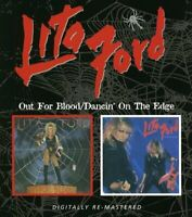 Lita Ford - Out for Blood / Dancin on the Edge [CD]