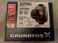 Grundfos Alpha 2 32-60 180 99261737 Heizungspumpe Umwälzpumpe NEU