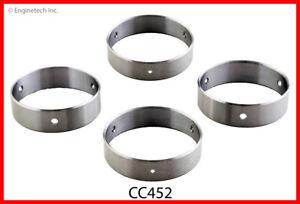 Enginetech Camshaft Bearing Set CC452