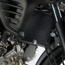 Suzuki DL650 V Strom 2012 R&G Racing Radiator Guard RAD0112BK Black