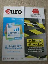 EURO Das Magazin für Wirtschaft und Geld 04/2019 Zeitschrift Magazin April 19