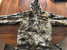 Nwot Game Winner Camouflage Jacket Coat Youth M Insulated Soft Cuffs,