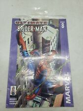 Ultimate Spiderman #8 (2002) Rare Mad Engine Jc Penny Variant sealed d5a13