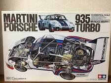 NEW VTG Tamiya Martini PORSCHE 935 TURBO 1:12 Big Scale Series 12023 1977 Japan