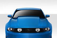 "2010-2012 Ford Mustang Duraflex 3"" Cowl Hood 112456"