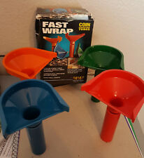 Mmf Fast Wrap Coin Counting Tubes. For Pennies, Nickels, Dimes, Quarters