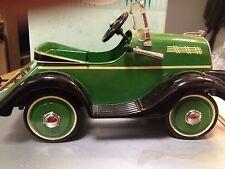 Hallmark Kiddie Kar 1935 Steelcraft By Murray Luxury Edition-sr