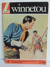 Comic Original Winnetou  Heft 68  Lehning Verlag   ...
